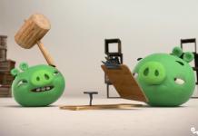 کارتون Final Exam - piggy tales