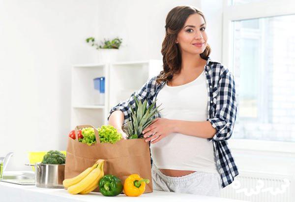 لیست مواد غذایی که باعث سقط جنین می شود