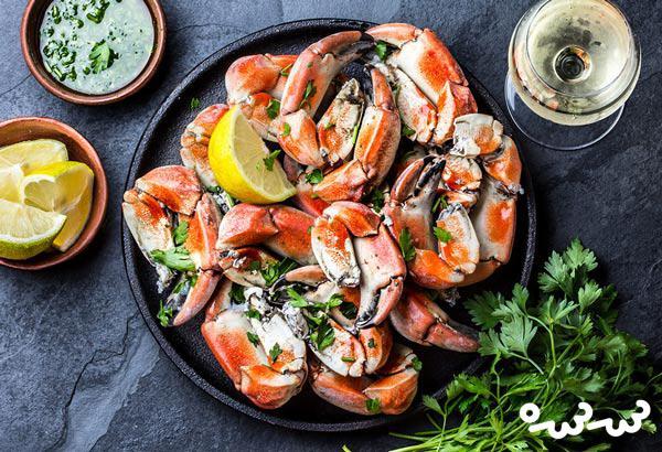 خوردن غذاهای دریایی در دوران بارداری