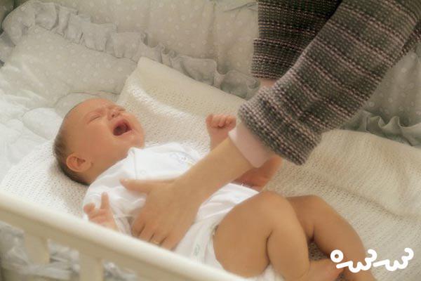 بیش فعالی در نوزاد