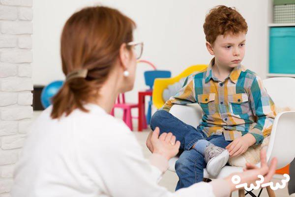 چگونه با کودک بیش فعال رفتار کنیم