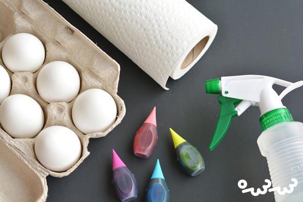 تزیین تخمه مرغ هفت سین 98