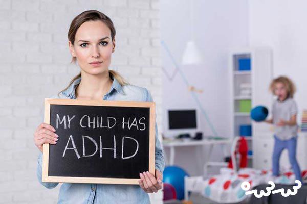 علائم اختلال کم توجهی در کودکان