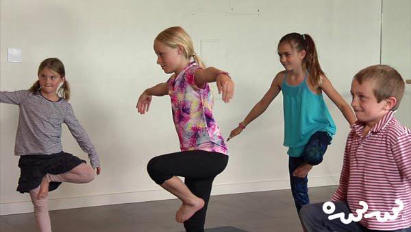 درمان بیش فعالی با ورزش