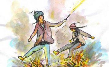 شعرهای کوتاه چهارشنبه سوری برای کودکان