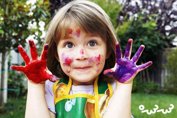 نشانه های بیش فعالی در کودکان دو ساله