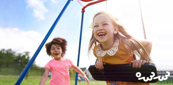 بازی کردن کودک ؛ کنترلتان را کم کنید