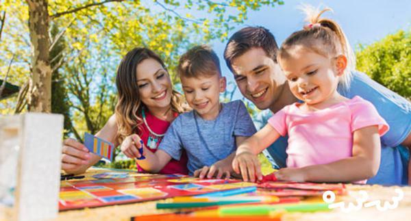 وقت گذاشتن برای فرزندان