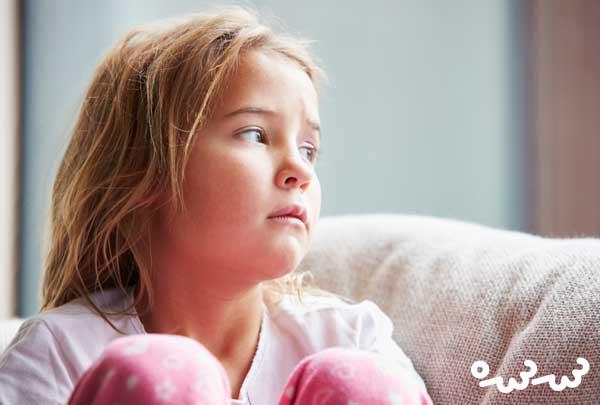 علائم اختلال اضطراب در کودکان