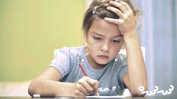 اختلالات یادگیری ریاضی چهارم ابتدایی