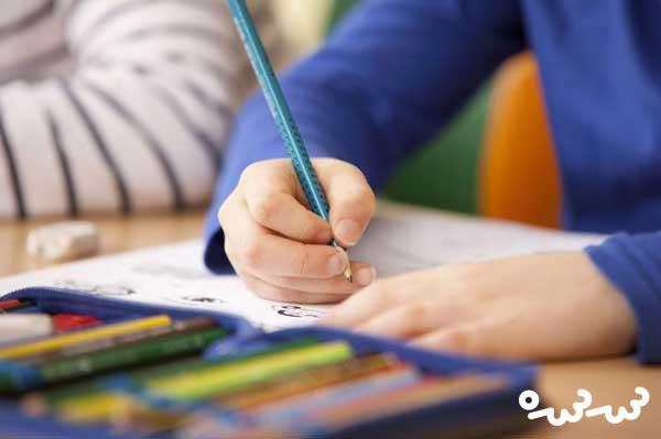 استرس امتحان در کودکان
