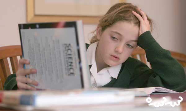 تاثیر مخرب استرس امتحانات