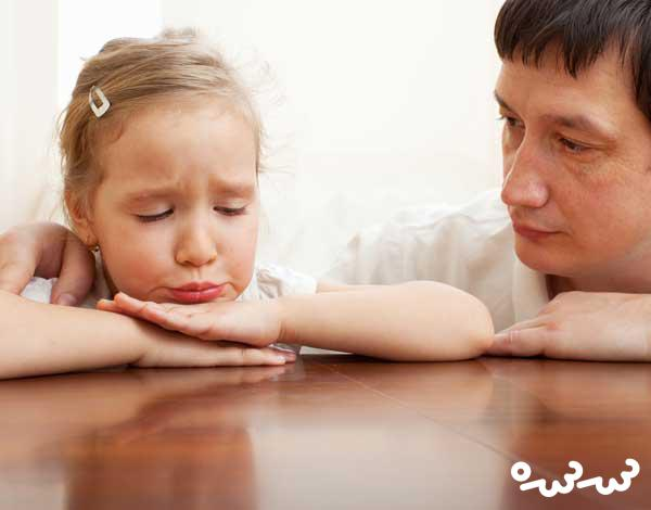 کاهش استرس در کودکان
