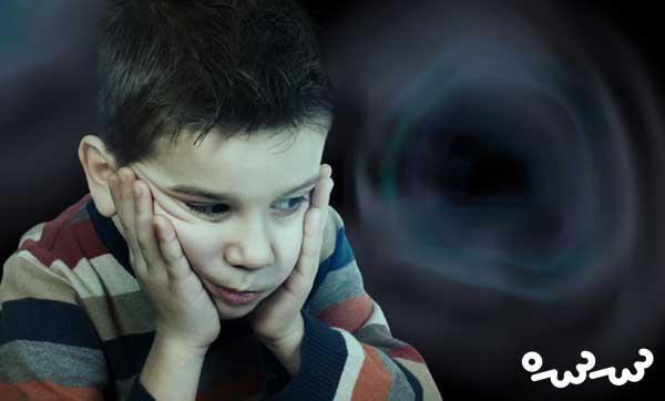 علائم استرس در کودکان چیست