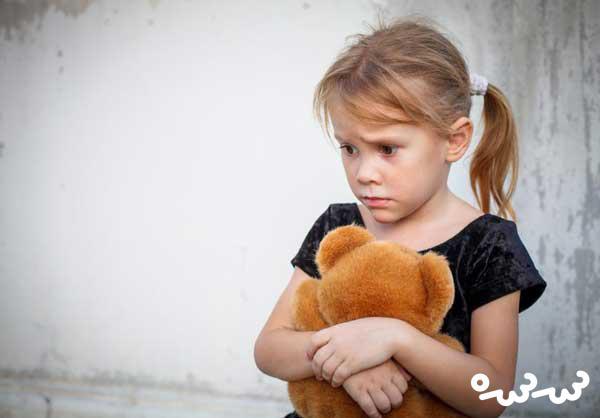 منشا استرس در کودکان