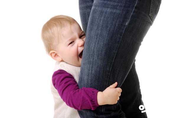 نشانه اضطراب در کودکان