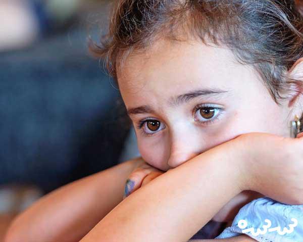 انواع اختلالات اضطرابی کودکان