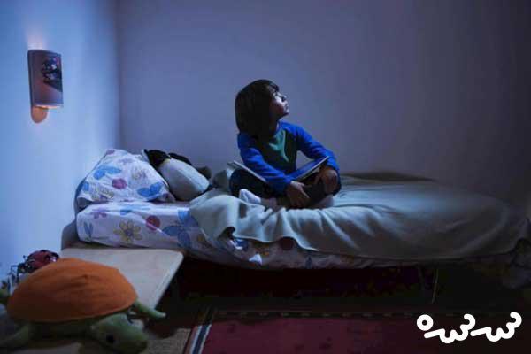 ترس از تاریکی در کودک
