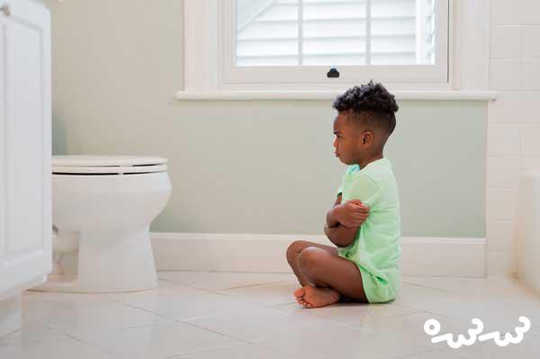 ترس از مدفوع در کودک