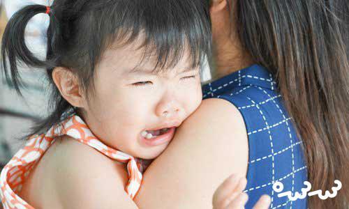 نحوه مقابله با ترس کودک