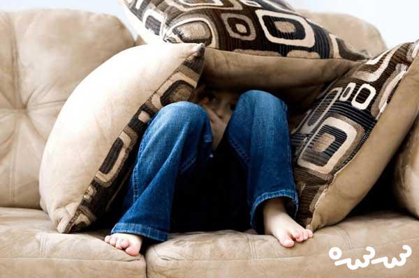 روش برخورد با ترس کودک