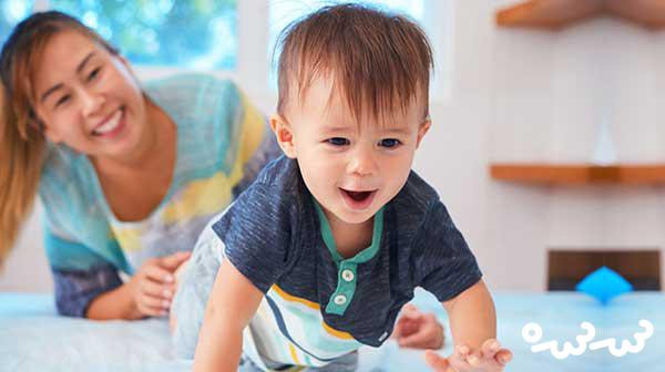 اعتماد به نفس کودک 3 ساله