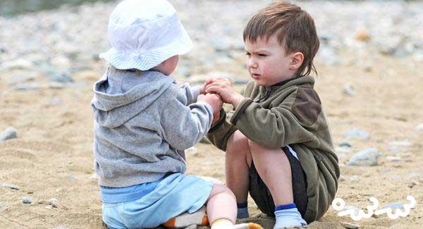زورگویی کودک سه ساله