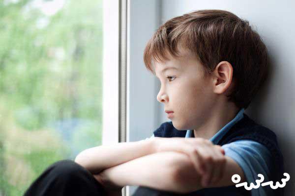 ترس از تنهایی در کودک