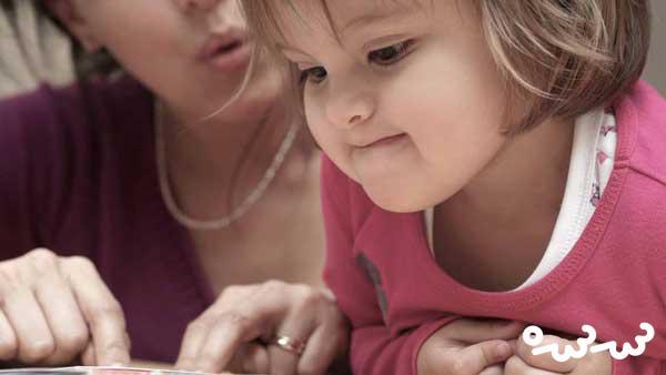 آموزش گفتار درمانی کودکان در منزل