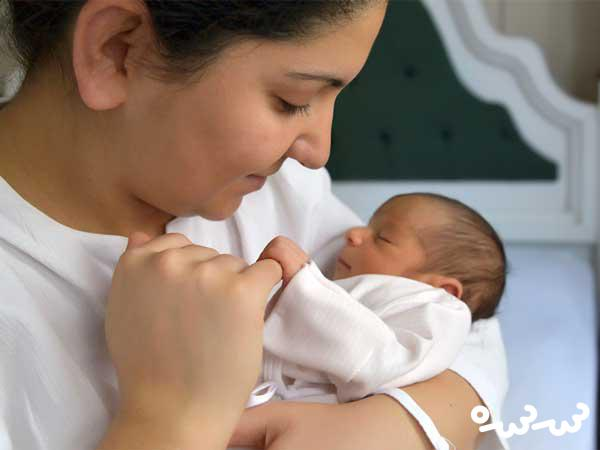 راههای افزایش وزن نوزاد