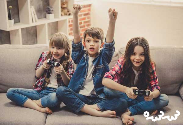 اثرات بازی های رایانه ای بر کودکان