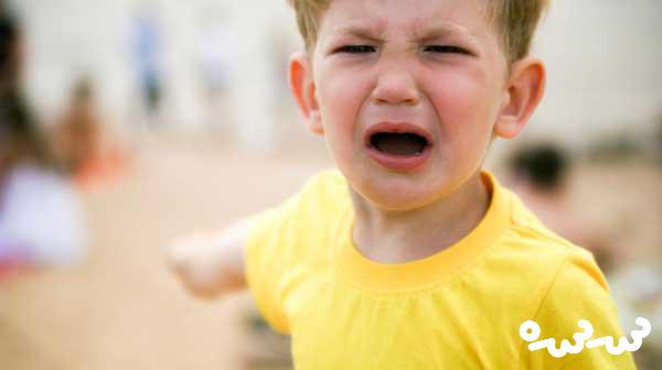 برخورد با کودک حساس