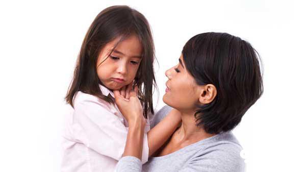 رفتار با کودکان حساس