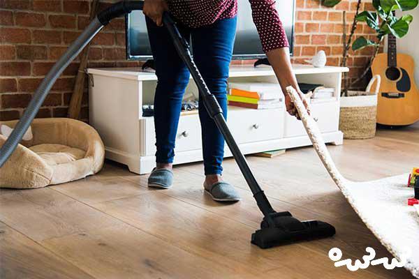 انجام کارهای منزل بعد از سزارین