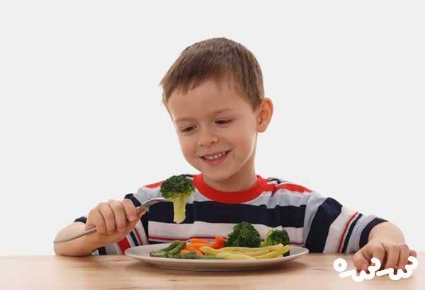 غذای مقوی برای رشد کودک
