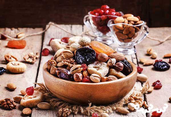 غذاهای مقوی برای تقویت سیستم ایمنی بدن