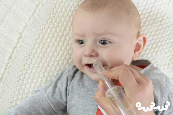 علت تند تند نفس کشیدن نوزاد تازه متولد شده