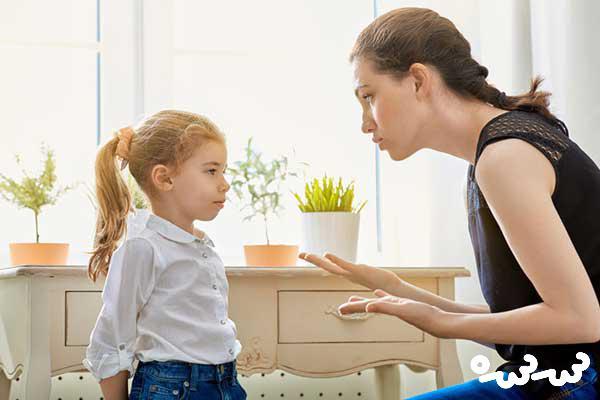 چکار کنیم فرزندمان حرف گوش کن شود