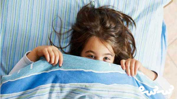 بی خوابی کودکان سه ساله