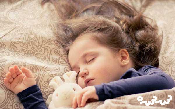 تاثیر خواب بر رشد کودک
