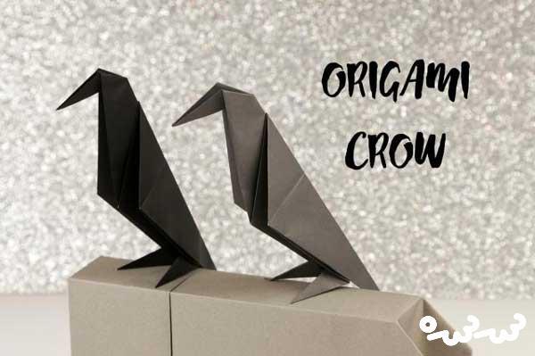 اموزش اوریگامی سه بعدی حیوانات