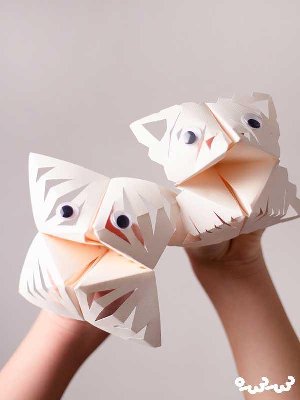 اوریگامی خوشگل