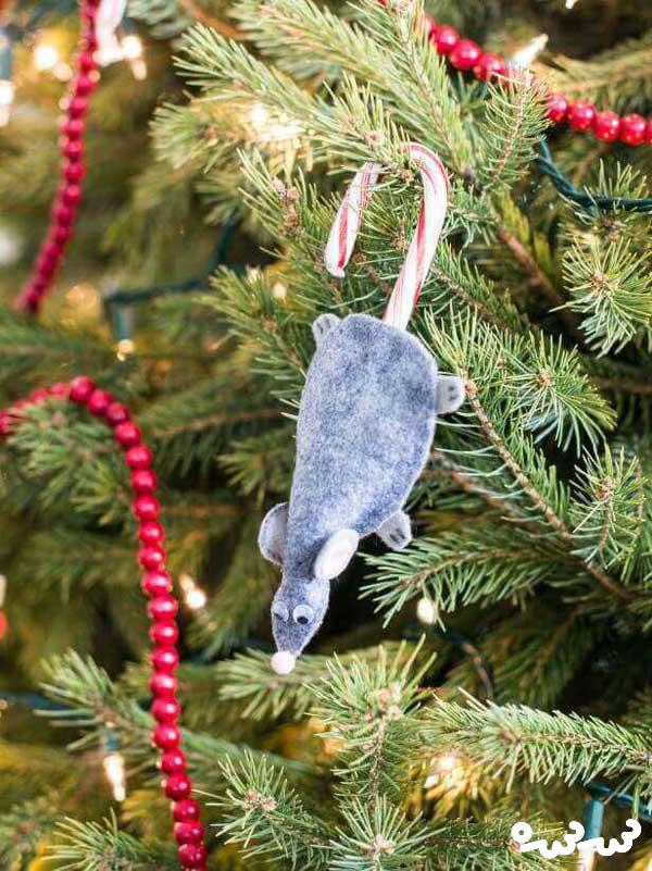 وسایل تزیین درخت کریسمس