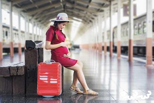 خوشحالی بارداری