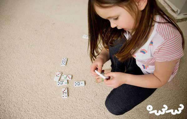 نقش دومینوها در آموزش مفاهیم مختلف به کودکان