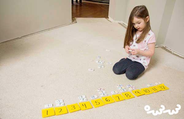 آموزش ریاضی به کودکان با ترفندهای بسیار جالب