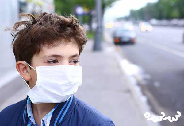 تاثیر آلودگی هوا بر یادگیری دانش آموزان