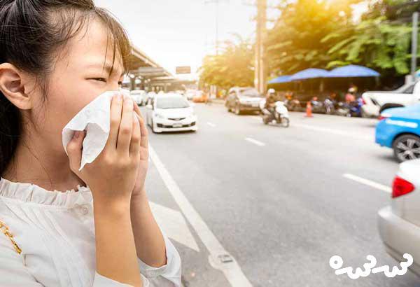 آلودگی هوا به زبان ساده