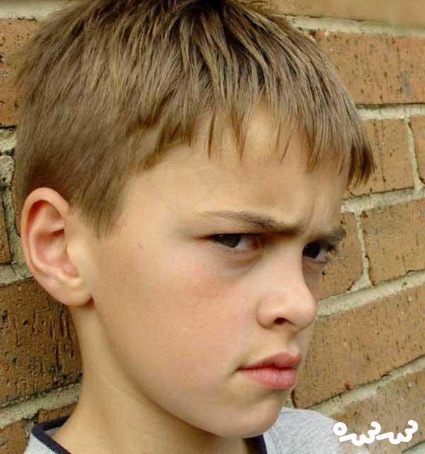 عصبانیت کودک 4 ساله