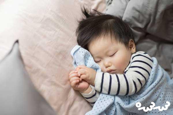اختلال خواب در کودک 2 ساله